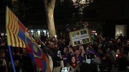 Fotbalová Barcelona slaví další titul
