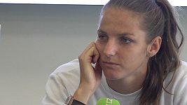 Karolína Plíšková se odhlásila z turnaje v Praze