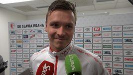 Nechtěli jsme dopustit, aby Plzeň slavila titul před našimi fanoušky, řekl Stanislav Tecl
