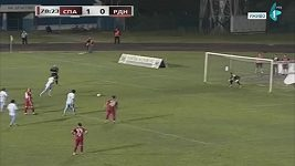 Vymyšlená penalta v srbské lize