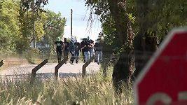 Chuligáni zaútočili v tréninkovém centru na hráče Sportingu Lisabon