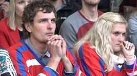 Čeští hokejoví fanoušci byli po čtvrtfinále MS opět zklamaní