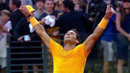 Rafael Nadal dobyl Řím a vrací se na světový trůn