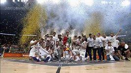 Euroligu ovládl Real Madrid