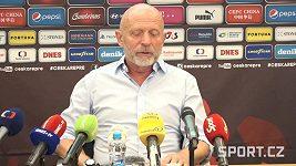Českou fotbalovou reprezentaci čekají přípravné zápasy s Austrálií a Nigérií. Co o soupeřích říká trenér Karel Jarolím?