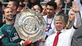 Letošní sezóna byla pro Arsenal neúspěšná, říká brankář Petr Čech. Loučení s Arsénem Wengerem bylo spíš komornější.
