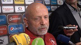 Trenér Karel Jarolím musel kvůli zraněním udělat změny v nominaci na přípravu v Rakousku