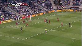Sestřih utkání Philadelphia - Chicago v MLS