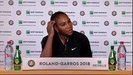 Serena Williamsová nenastoupila k utkání se Šarapovovou