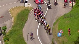 Sestřih 5. etapy Critérium du Dauphiné
