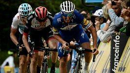 Geraint Thomas slaví triumf na Critérium du Dauphiné