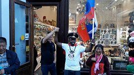 Moskva se chystá na fotbalové MS