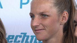 Karolína Plíšková se už připravuje na Wimbledon