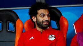 Mohamed Salah dostal dárek ke svým narozeninám