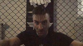 Daniel BRUNO Brunclík, zápasník MMA.