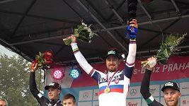 Dobrý trénink na Tour, jsem spokojený, řekl po vítězství v Plzni slovenský cyklista Peter Sagan