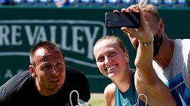 Kvitová má před Wimbledonem skvělou formu. V Birminghamu obhájila titul