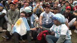 Argentina oplakala konec fotbalistů na MS