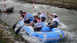 Český rafting slavil na ME velké úspěchy.
