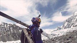 Polák Andrzej Bargiel sjel jako první na světě druhou nejvyšší horu světa K2 na lyžích