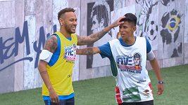 Neymar narazil