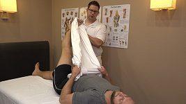 Péče o kolenní kloub