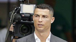 Ronaldo přiletěl na trénink Juventusu.