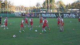Slavia se chystá na Kyjev. Bude bojovat před vyprodaným Edenem.