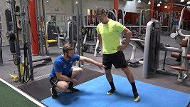 Rehabilitace kolene