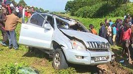 Keňský světový šampión Bett zemřel při dopravní nehodě