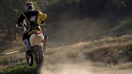 Motorkář Jan Brabec se už neztrácí