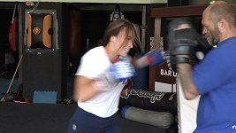 Lucii Pudilovou čeká další zápas v UFC
