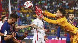 Španělský Superpohár Barcelona - Sevilla