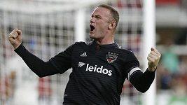 Wayne Rooney se dvakrát trefil proti Portlandu