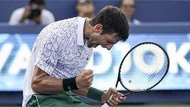 Novak Djokovič triumfoval v Cincinnati