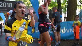 Běžec, který neměl nikdy chodit