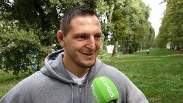 Lukáš Krpálek se na mistrovství světa poprvé představí v nejtěžší váhové kategorii