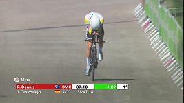Sestřih 16. etapy cyklistické Vuelty