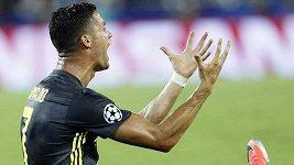 Sestřih utkání Ligy mistrů Valencia - Juventus