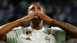 Sestřih utkání Ligy mistrů Real Madrid - AS Řím