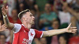 Jeden z nejhezčích gólů v kariéře, řekl šťastný střelec Jaromír Zmrhal