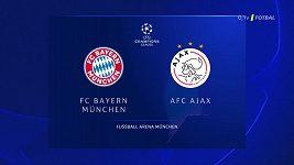 Sestřih z utkání Bayern - Ajax