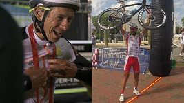 Čeští ultramaratonci Daniel Polman a Svaťa Božák touží po peklu