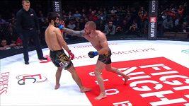 Tomáš Deák, ten, který žije MMA