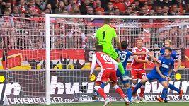 V Německu dal gól brankář