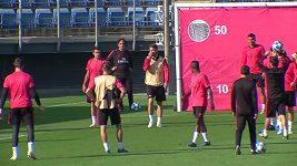Ramosovi vytekly na tréninku nervy