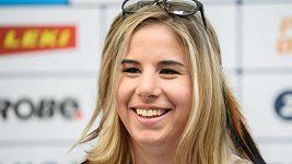 Záznam: TK dvojnásobné olympijské vítězky ve sjezdovém lyžování a snowboardingu Ester Ledecké