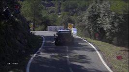 Sebastian Loeb vyhrál Katalánskou rallye