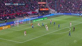 Neuvěřitelný gól rozhodl šlágr v Nizozemsku