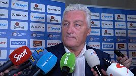 Hlavním úkolem trenérů je vychovávat hráče k tvrdosti a pracovitosti, říká Miloš Říha